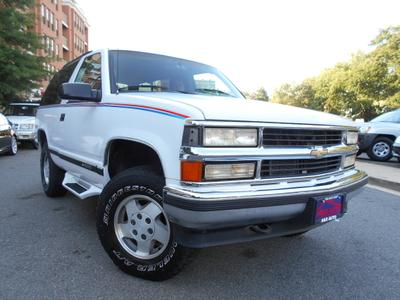 Used 1995 Chevrolet Tahoe LS