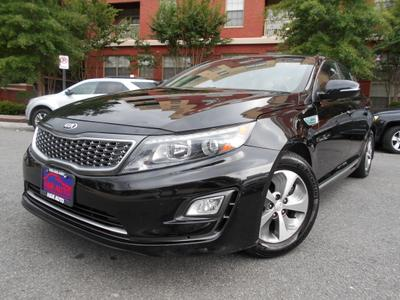 Used 2014 Kia Optima Hybrid