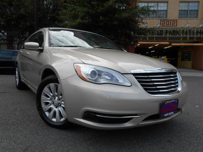 Used 2014 Chrysler 200 LX
