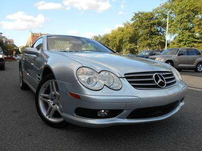 Used 2005 Mercedes-Benz  SL500 Roadster