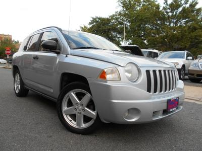 Used 2007 Jeep Compass Limited