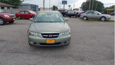 Used 2007 Hyundai Sonata Limited