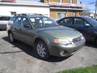 Used 2006 Subaru Outback 2.5 i