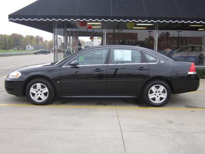 Used 2009 Chevrolet Impala LS
