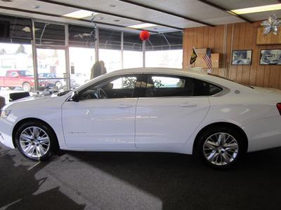 Used 2016 Chevrolet Impala LS
