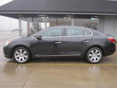 Used 2013 Buick LaCrosse Leather