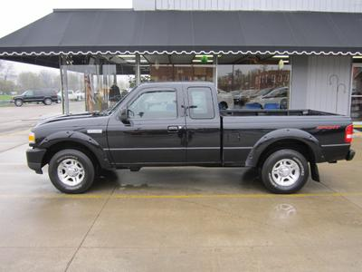 Used 2009 Ford Ranger Sport SuperCab