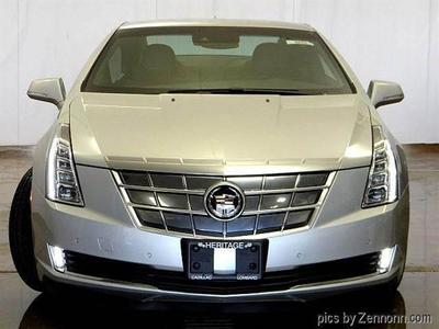 New 2014 Cadillac ELR