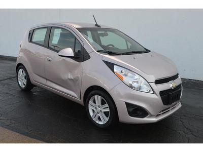 Used 2013 Chevrolet Spark Base