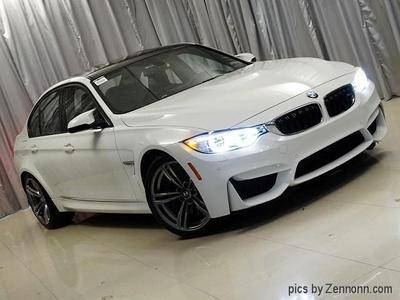 Used 2015 BMW M3 Base