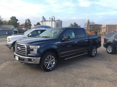 New 2017 Ford F150