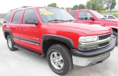 Used 2002 Chevrolet Tahoe LT