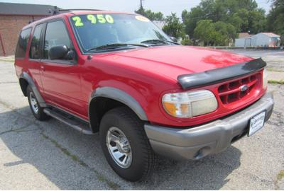 Used 1999 Ford Explorer Sport