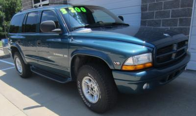 Used 2000 Dodge Durango 4WD
