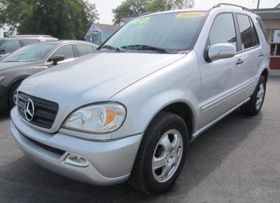 Used 2004 Mercedes-Benz ML 350 4MATIC