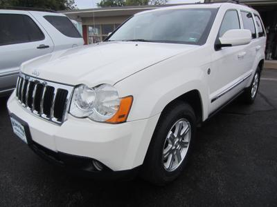 Used 2008 Jeep Grand Cherokee Limited