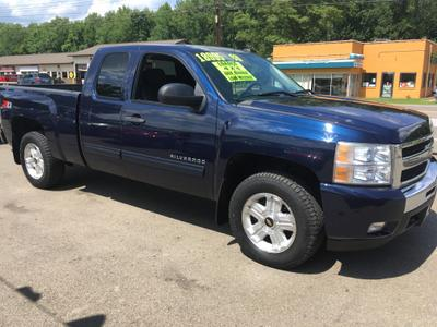 Used 2009 Chevrolet Silverado 1500 LT Extended Cab