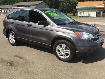 Used 2011 Honda CR-V EX