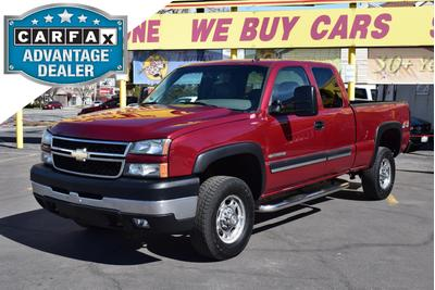 Used 2006 Chevrolet Silverado 2500 LT H/D Extended Cab