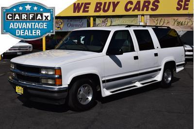 Used 1999 Chevrolet Suburban 1500