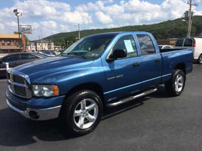 Used 2005 Dodge Ram 1500 SLT Quad Cab