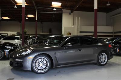 Used 2014 Porsche Panamera S