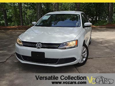 Used 2014 Volkswagen Jetta Auto SE w/Connectivity