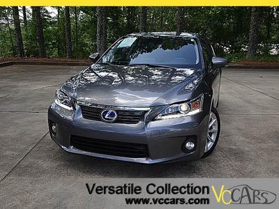 Used 2013 Lexus CT 200h Premium