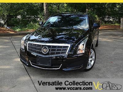 Used 2014 Cadillac ATS 2.5L