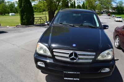 Used 2005 Mercedes-Benz ML500