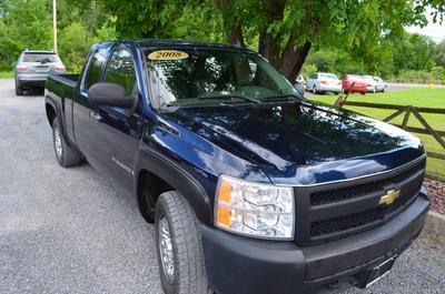 Used 2008 Chevrolet Silverado 1500 LS Extended Cab