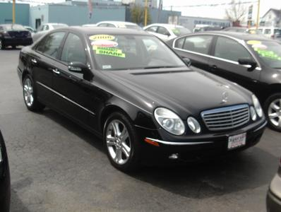 Used 2006 Mercedes-Benz E350 4MATIC