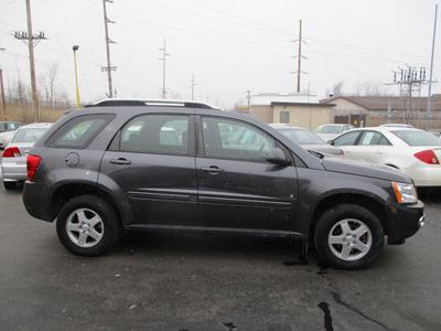 Used 2008 Pontiac Torrent Base