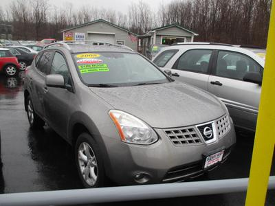 Used 2008 Nissan Rogue