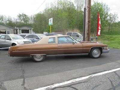 Used 1974 Cadillac DeVille