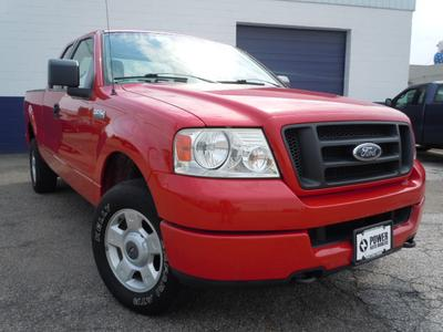 2004 Ford F-150 STX SuperCab