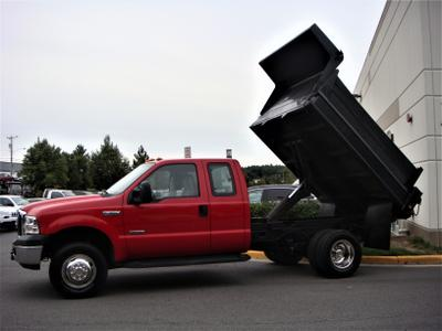2006 Ford F-350 XL Crew Cab Super Duty