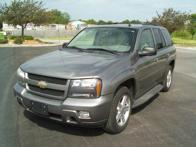 Used 2008 Chevrolet TrailBlazer LT
