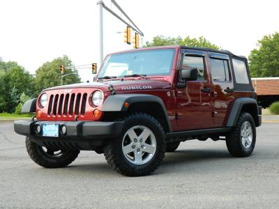2007 Jeep Wrangler Unlimited Rubicon