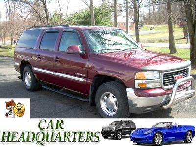 Used 2000 GMC Yukon XL SLT