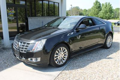 Used 2013 Cadillac CTS Base