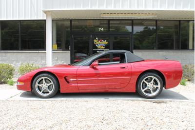 Used 2002 Chevrolet Corvette Base