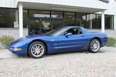 Used 2002 Chevrolet Corvette Z06