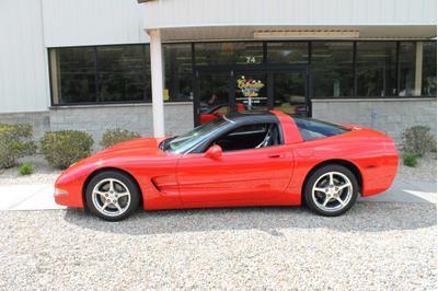 Used 2003 Chevrolet Corvette
