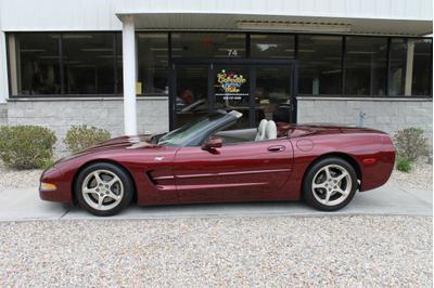 Used 2003 Chevrolet Corvette 50th Anniversary Edition