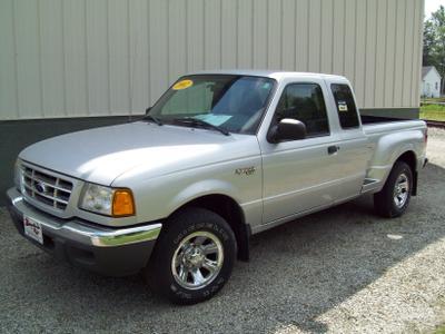 Used 2002 Ford Ranger XLT