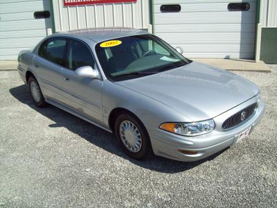 Used 2002 Buick LeSabre Custom