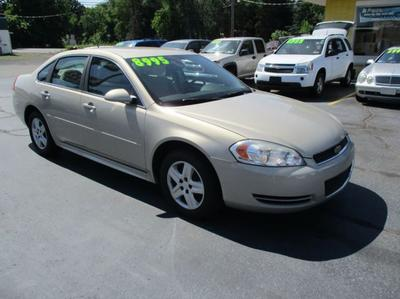 Used 2010 Chevrolet Impala LS