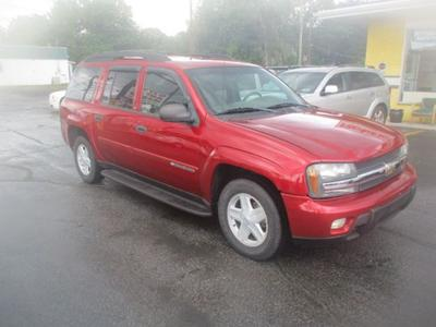 Used 2003 Chevrolet TrailBlazer EXT