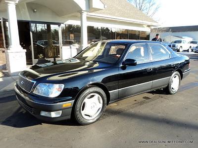 Used 1999 Lexus LS 400